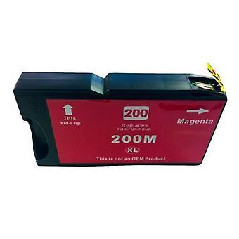 200XL / 220XL الصباغ أرجواني خرطوشة متوافقة