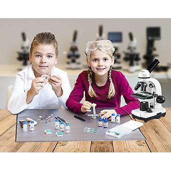 Bresser Junior Smart mikroskopi Tillbehörssats med QR-kod för ytterligare information
