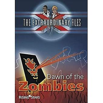 Extraordinary Files: Dawn of the Zombies (Extraordinary Files Series)