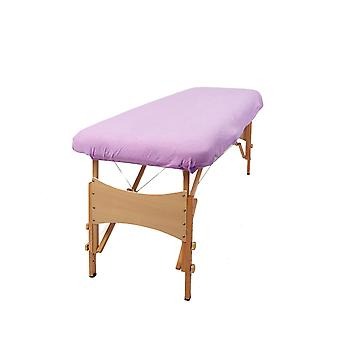 Aztex Massage Couch Cover Without Face Hole - Lilac
