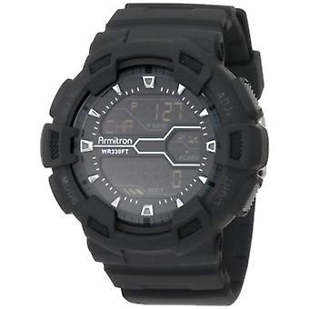 Armitron Clock Man Ref. 40/8246MBLK