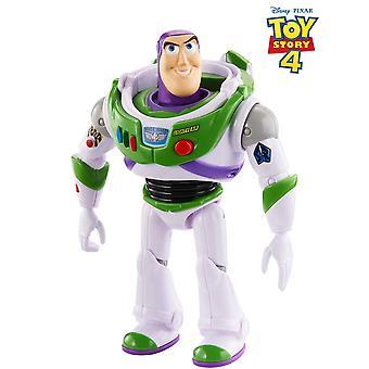 Geschichte 4 Spielzeugfigur - wahre Talker - Buzz im Gespräch