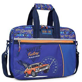 Portable Briefcase 15.6 Inch Boy Model Racing 130906