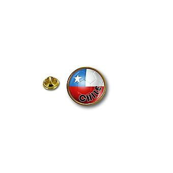 Pine PineS PIN badge PIN-apos; s metal biker biker flag ballon fod Chile