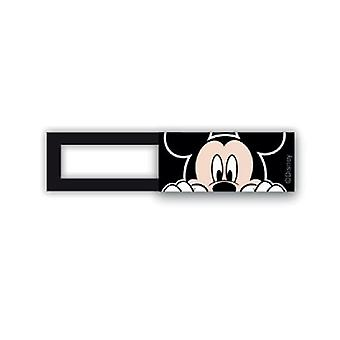Couverture webcam/slider-License™-Mickey Mouse-Red