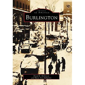 Burlington by David E Robinson - 9780738556895 Book
