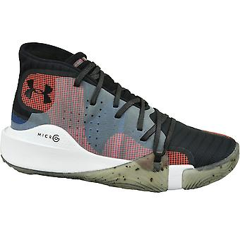 Under Armour Spawn Mid  3021262-006 Mens basketball shoes