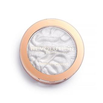 Make-up Revolution Highlighter Reloaded de Toon instellen