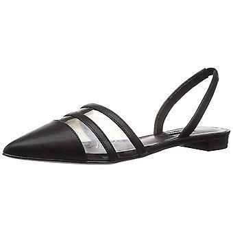 Negen West Womens beschikbaar puntige teen casual slingback sandalen