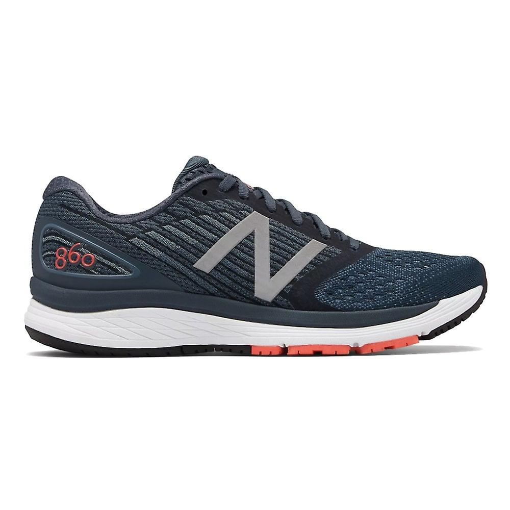 New Balance 860v9 Mens 4e Width (extra Wide) Road Running Shoes With Support For Overpronation Petrol