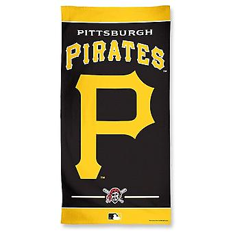 Wincraft MLB Pittsburgh Pirates Strandtuch 150x75cm