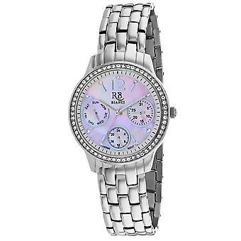 Roberto Bianci Femmes apos;s Valentini Rose nacre Dial Watch - RB0842