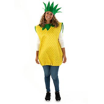 Fine Pineapple Adult Costume