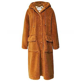 Stand Jessica Oversized Teddy Coat