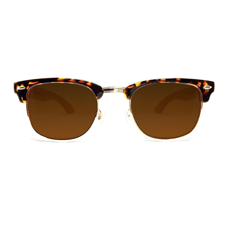 Eyewood Sunglasses - Clubmaster - Cassidy