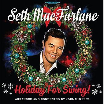 Seth Macfarlane - vacances pour importation USA Swing [Vinyl]