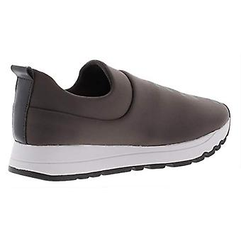 DKNY Womens Jadyn Logo Athletic Fashion Sneakers