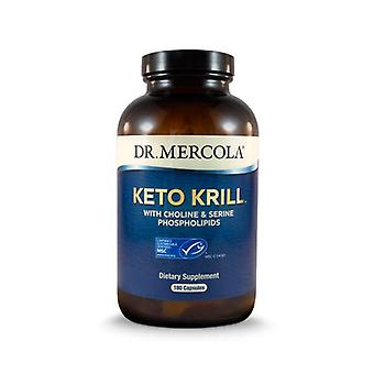 Keto Kryl 180 Kapsułki - Dr Mercola