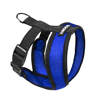 Gooby Comfort X Dog Harness Blue - Grande