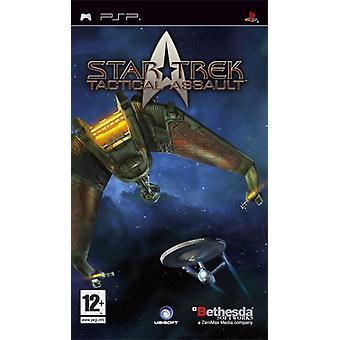 Star Trek Tactical Assault (PSP)-nytt