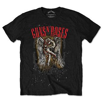 Guns n Roses Cherub Use Your Illusion Rock Camiseta Oficial