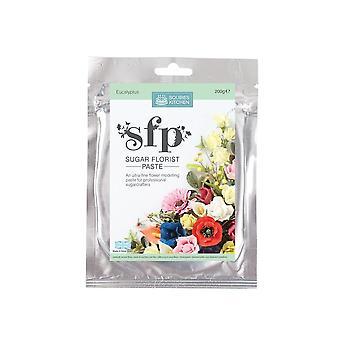 Squires Cocina Squires Sugar Florist Paste (SFP) - Eucalipto - 200g