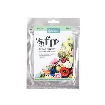 Squires Kitchen Squires Sugar Florist Paste (SFP) - Eucalyptus - 200g