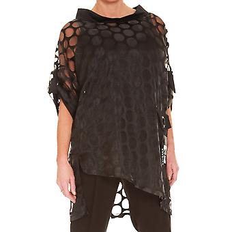 PERSONAL CHOICE Personal Choice Black Tunic 205