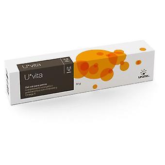 Urano Uvita Gel Oral Chiens 50 g (Chiens , Compléments alimentaires)