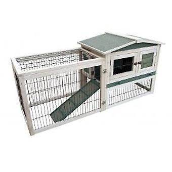 Duvo+ Wood House Rabbits Lambert (Small pets , Cages and Parks)