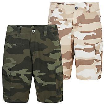 Oakley Mens 2020 Camo Pendolino Cargo Cotton Regular Fit Shorts
