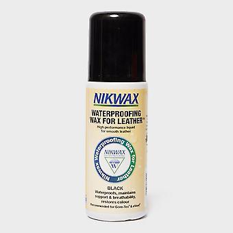 New Nikwax Waterproofing Wax For Leather Black 125ml