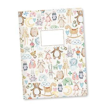 Piatek13 - Art journal Baby Joy P13-BAB-19 A5