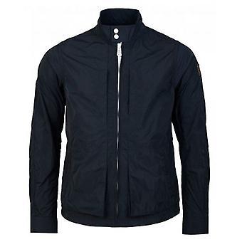 Belstaff Grove Contrast Zip Nylon Jacket