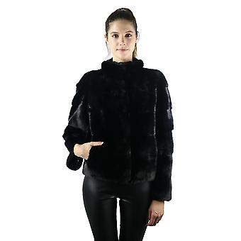 Black Sam-rone Women's Jacket
