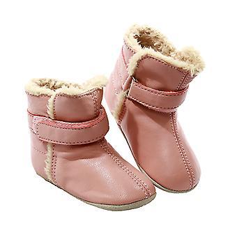 SKEANIE Pre-walker Baby & Toddler SNUG Boots in Pink