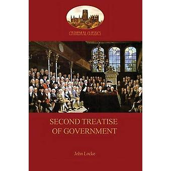 Second Treatise of Government Aziloth Books by Locke & John