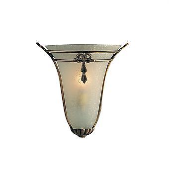 Metà parete vetro Scavo antico di rondella - Searchlight 30002