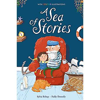 A Sea of Stories by Sylvia Bishop - 9781788950817 Book
