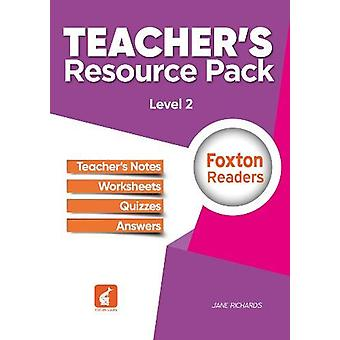 Foxton Readers Teacher's Resource Pack - Level-2 by Jane Richards - 9
