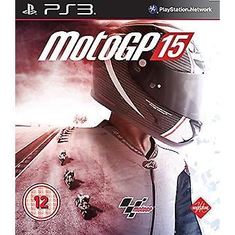 MotoGP 15 (PS3) - Nowy