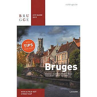 Bruges City Guide 2019 by Sophie Allegaert - 9789401457033 Book