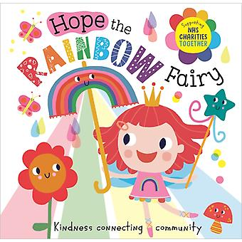 Hope The Rainbow Fairy Supporting NHS Charities Together