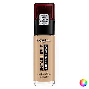 Liquid Make Up Base Infaillible 24h L'Oreal Make Up (30 ml)/260-soleil dor� 30 ml