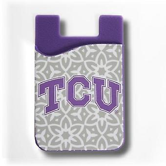 TCU Horned Frogs NCAA Fashion Cell Phone Wallet