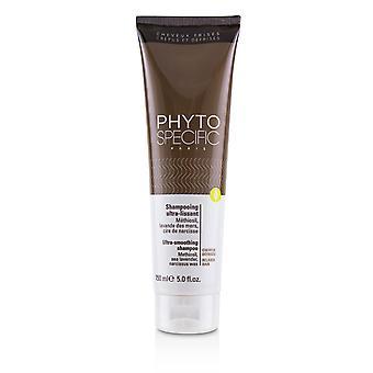 Phyto erityinen ultra tasoitus shampoo (rento hiukset) 229647 150ml /5oz