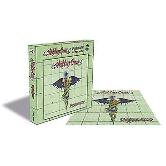 Rock saws - motley crue dr feelgood - 500 piece jigsaw puzzle