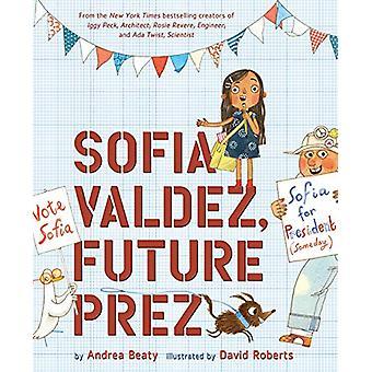 Sofia Valdez - Future Prez by Andrea Beaty - 9781419737046 Book