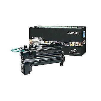 Lexmark X792 Black Extra High Yield Return Program Print Cartridge