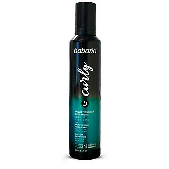 Babaria Curl Booster Mousse